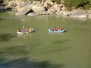river rafting tours in Manu jungle