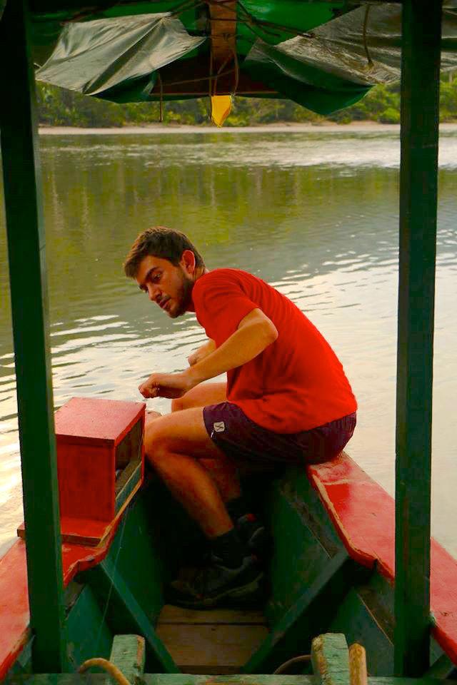 volunteering in Manu Park