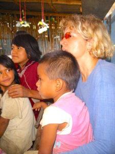 volunteer abroad Manu